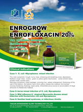 Enrofloxacin Injection 10% + Colistin 800,000 IU Oral