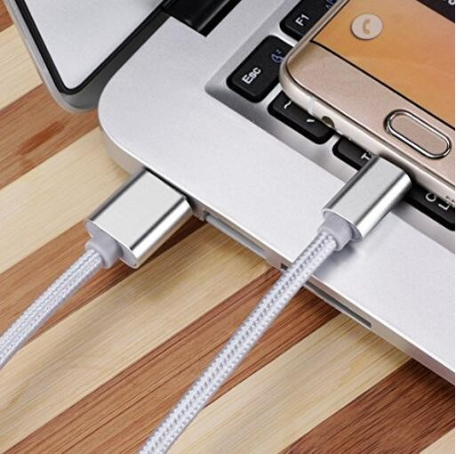 micro USB cable with copper wire MCU-04 compatible with android phone USB cables