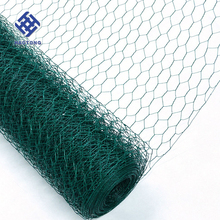 factory supply pvc coated and galvanized hexagonal wire mesh/anping hexagonal mesh/chicken wire mesh