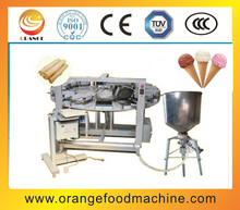 Sugar Egg Rolled Cone Making Machine Wafer Stick Making Machine