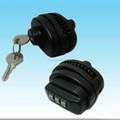 High quality gun trigger combination lock