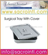Pakistan Holloware Instruments Surgical Tray