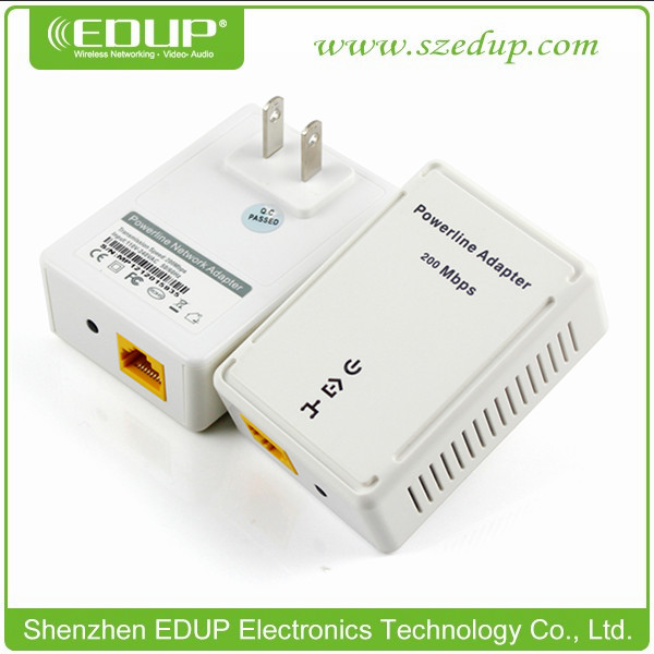 EDUP EP-PLC5515 powerline ethernet adapter network Powerline adapter for homeplug