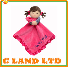 made in China for kids play Hot Selling new product plush baby doll