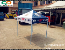 1.5x1.5m cheap easy pop up folding canopy tent