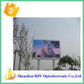 outdoor full color P16 led scrolling display used commercial