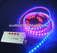 60leds/m ws2811 ws2812b 5050 pixel rgb led flexible strip