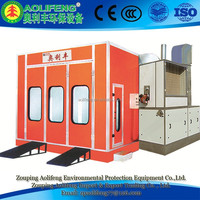 China Manufacture Paint Spray Booth powder coating chamber
