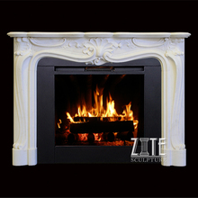 Western Style Classic Design granite fireplaces hearths