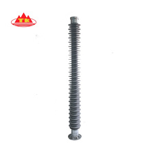 High Voltage Electrical Polymer Cylindrical Post Composite Insulators
