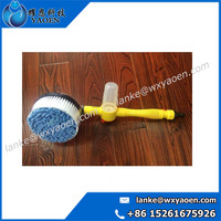 good quality Car Washing With Rotating Brush Soap Dispenser Car Wash Brush