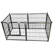 heavy duty pet dog playpen metal fence dog run cage puppy play pens