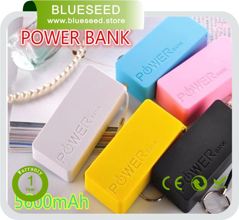 5600mah Power Bank Universal Mini Portable External Battery Charger For Smart Phone