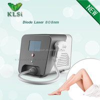 KLSI CE portable vacuum 808nm home use ipl laser permanent hair removal machine