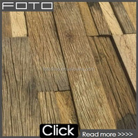 Buy solid wood mosaic wood wall tile LIREN-9631 in China on ...