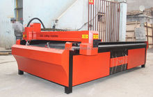 Cheap SIGN 1325 63A plasma cutting machine for carbon steel / stainless steel / alunimun / cropper