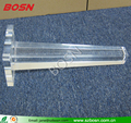 New Design Durable Clear Lucite furniture leg acrylic table leg for dining tables