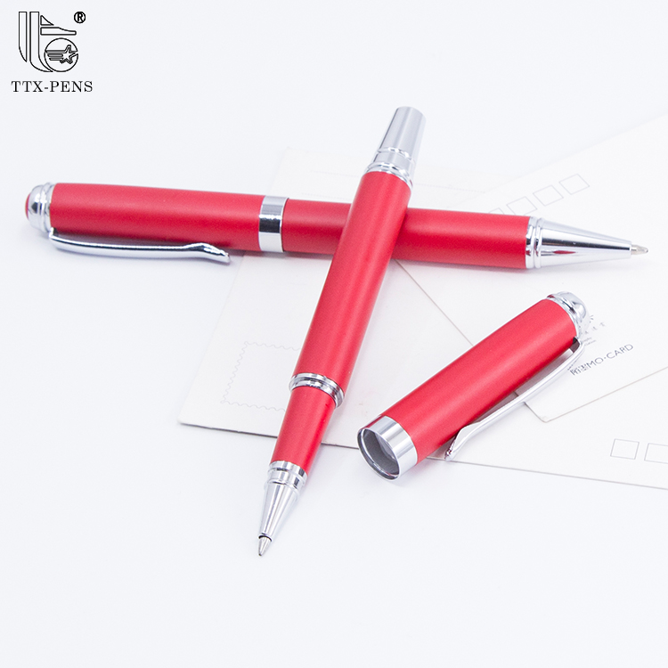 2018 graduation souvenirs gifts Metal Clip Promotional metal Pen For Wholesale