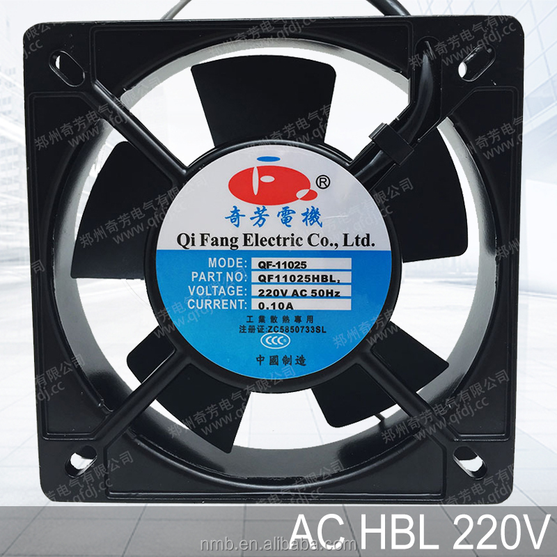 11025 380v China Manufacturer ac axial cooling fan factory sell directly box axial fan