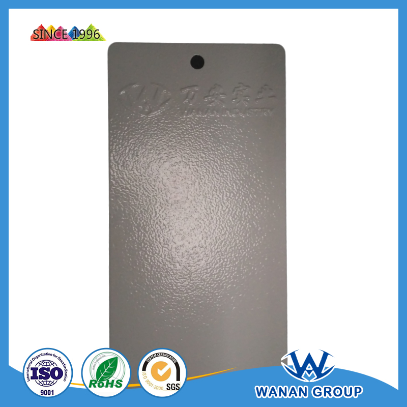 WA4551 fine wrinkle light grey decoration coating protection coating