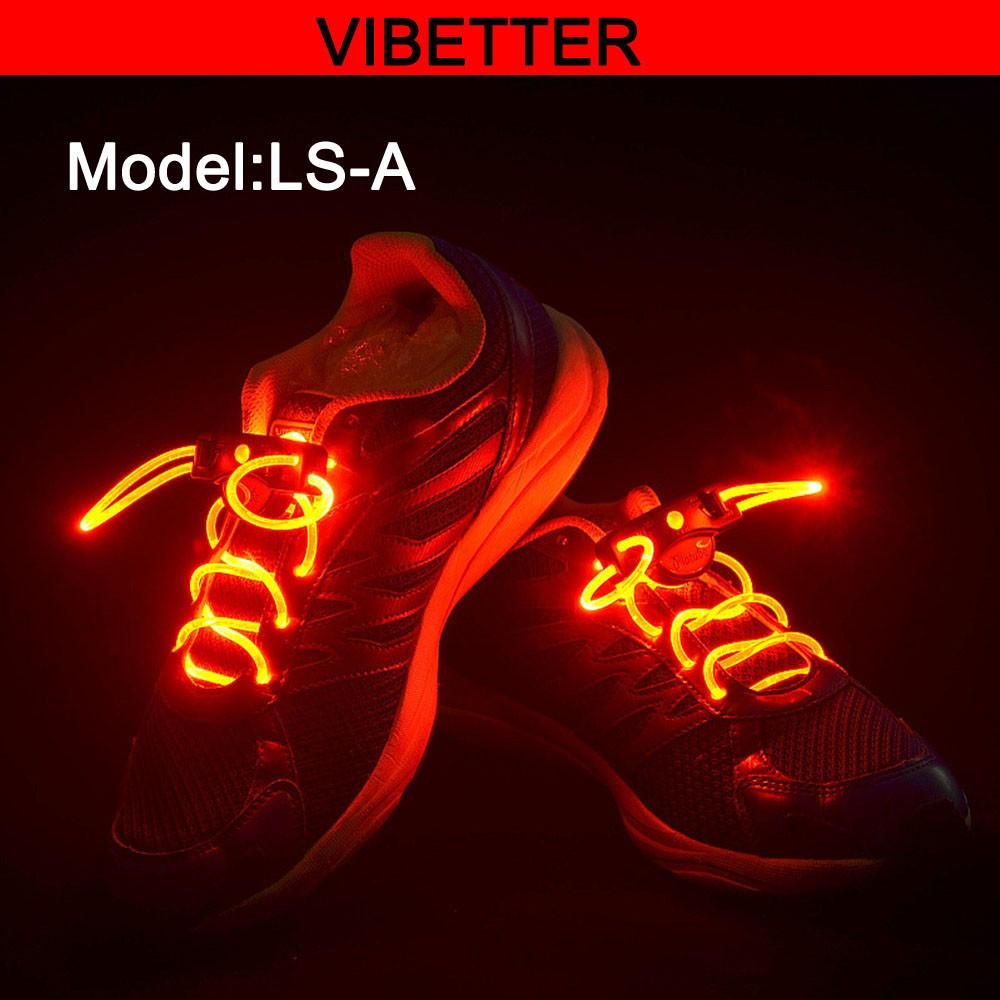 2016 New generation leds for shoes of neon flash shoe lace, colorful luminous shoelace led lights for shoes, rainbow shoelaces