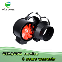 Manufacturer factory fireproof exhaust fan smoke removal