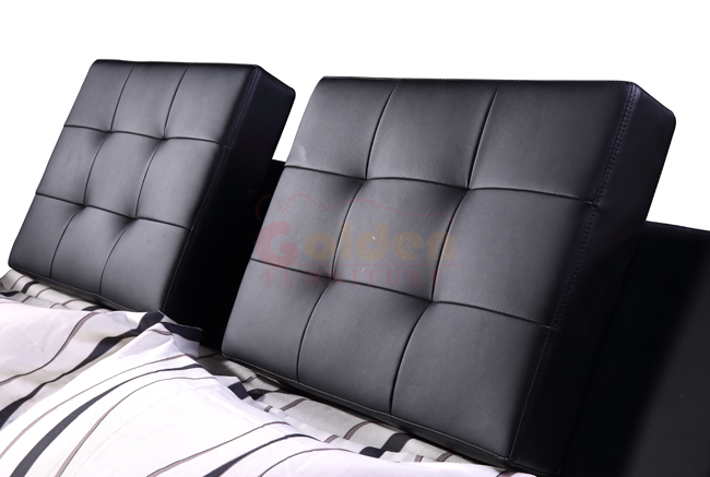 Recommend Online Sale Modern Bedroom King Size Round Bed