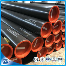 "nps 4"""" sch80 weld carbon mild steel pipe with chemical fertilizer steel pipe manufacturer"