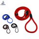 Multi-color Durable Nylon Round Rope Pet Dog leash
