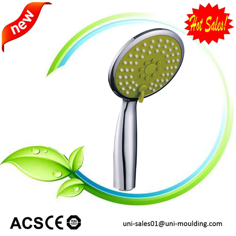 Three Fuctional Water Saving Hand Shower Head UGH3305-CP