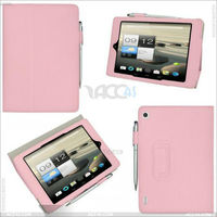 Litchi Pattern Leather Stand Case for Acer Iconia A1 7.9'' P-ACERA1CASE005