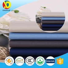 65 polyester 35 cotton blend fabric for t shirt