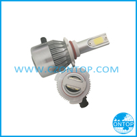 C6 COB Auto Headlight LED Bulb 9005
