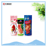 Food packaging use laminated aluminum bag/pouch