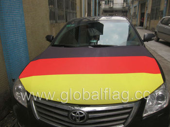 Germany Flag Car Bonnet Engine Hood Cover