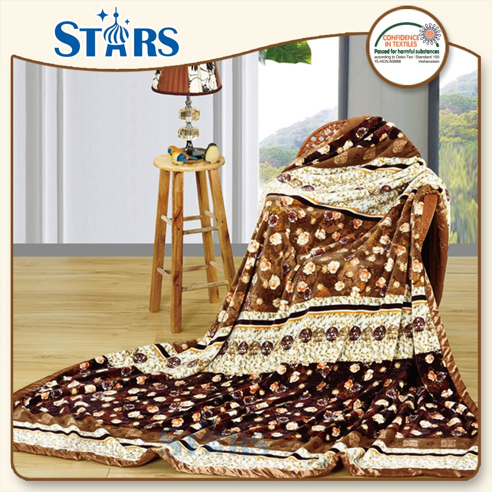 GS-XYMTY001-03 super softsoft 100% polyester printed blanket