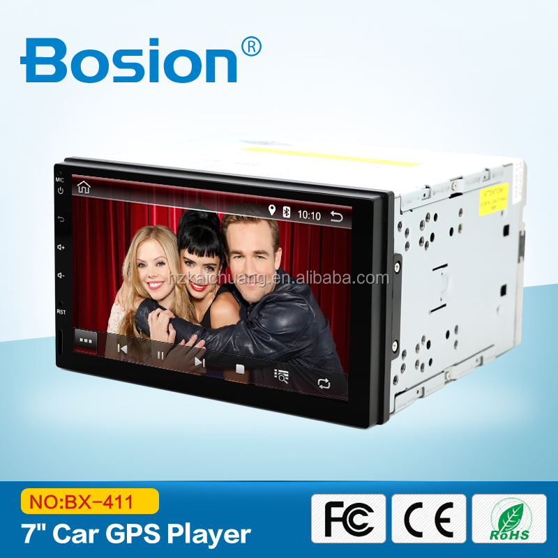 "Dual Core OEM 7"" Android Touch Screen Car DVD Player For Honda Civic GPS With Wifi And Bluetooth"
