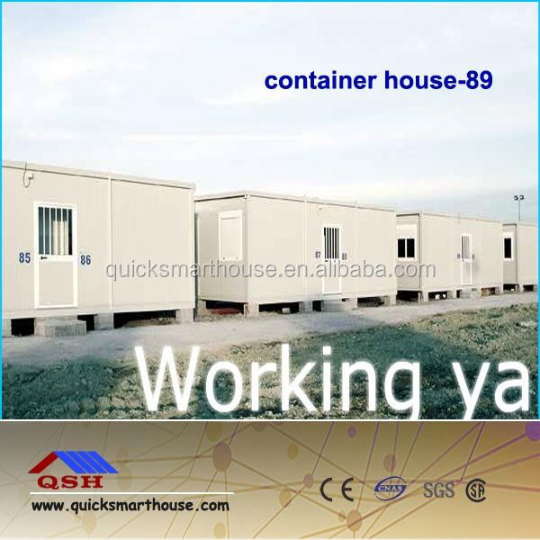 demountable flat pack 20feet container house
