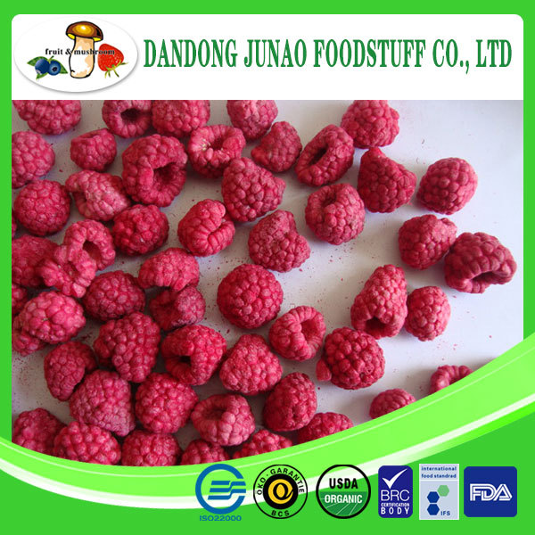 fruits and vegetables Freeze dried berries Raspberry