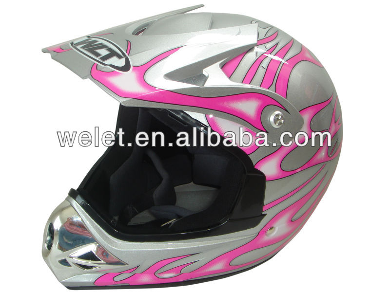 DOT helmet cross atv helmet