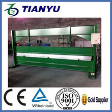 hot sale hydraulic stainless steel plate cold bending machine