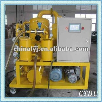 High Effective Vacuum Oil Purifier, Live purify dynamical transformer oil with electrical