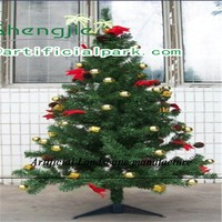 SJZJN 062 Amazing Artificial LED Christmas Tree Made in China all Kinds of Design