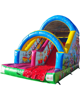 funny inflatable dry slide giant commercial slide for sale
