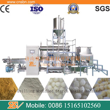 high quality modified starch tapioca machine for industrial