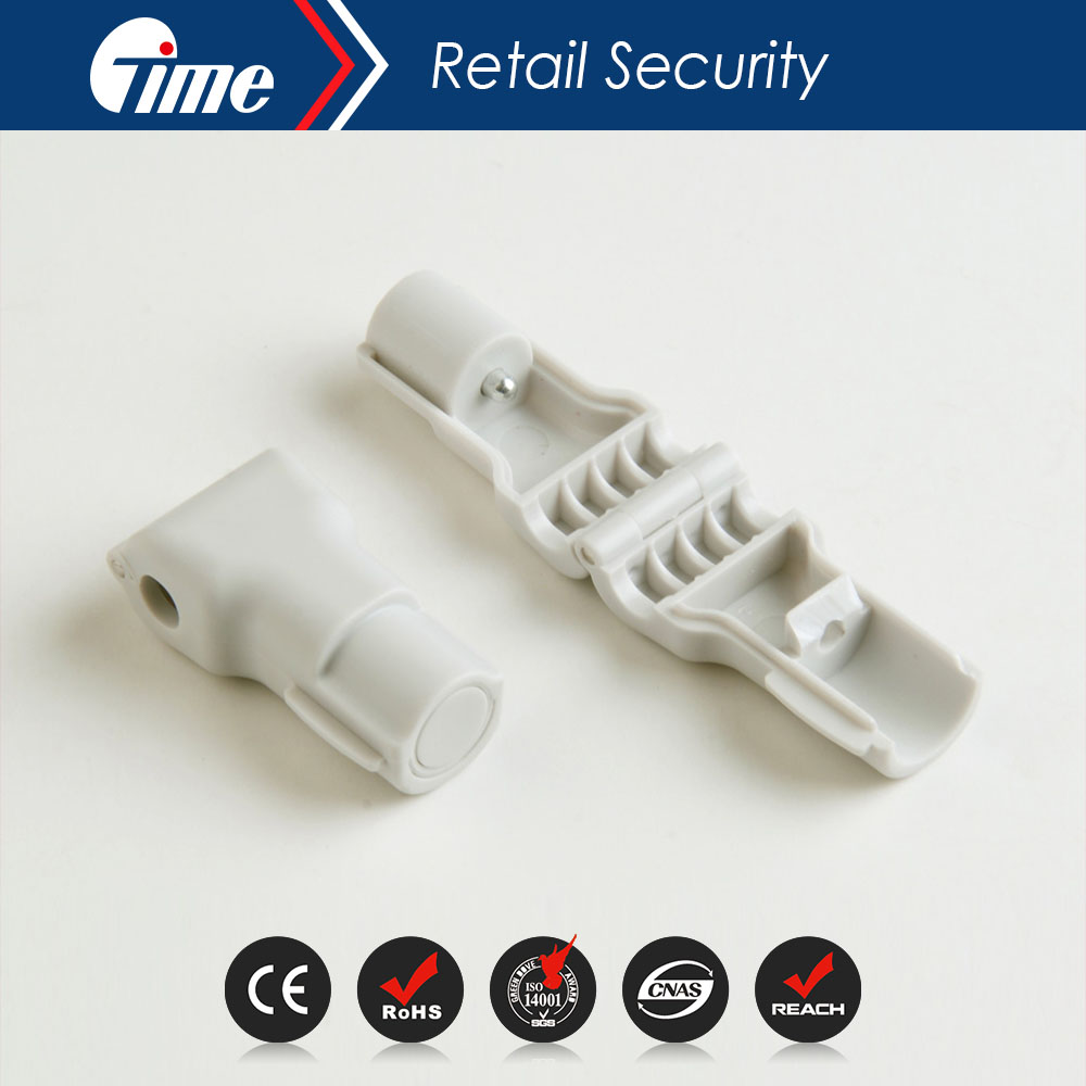 ONTIME HD2071 Eas Security Supermarket And Retail Display Security Magnetic Stop Hook Lock