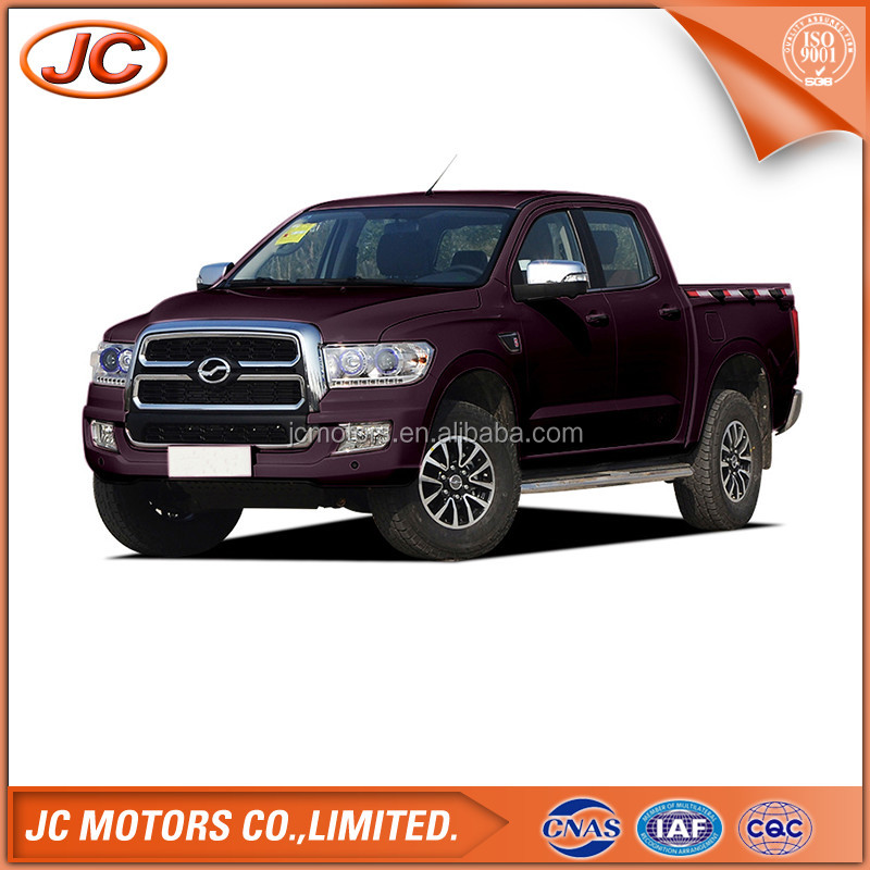 Brand new pickup 4x4 diesel double cabin China pickup trucks for sale