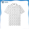 hot sale plain polo shirt design crown white mens polo shirt high quality polo shirt