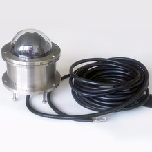 "Underwater 4"" High Speed Dome PTZ POE 2.0MP CCTV Underwater Surveillance System IP68 Waterproof Under Water Camera"