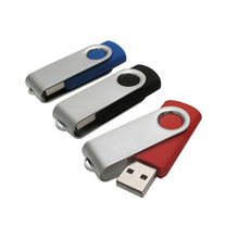 8GB 16GB for smart phone promotional custom swivel otg usb flash memory drive
